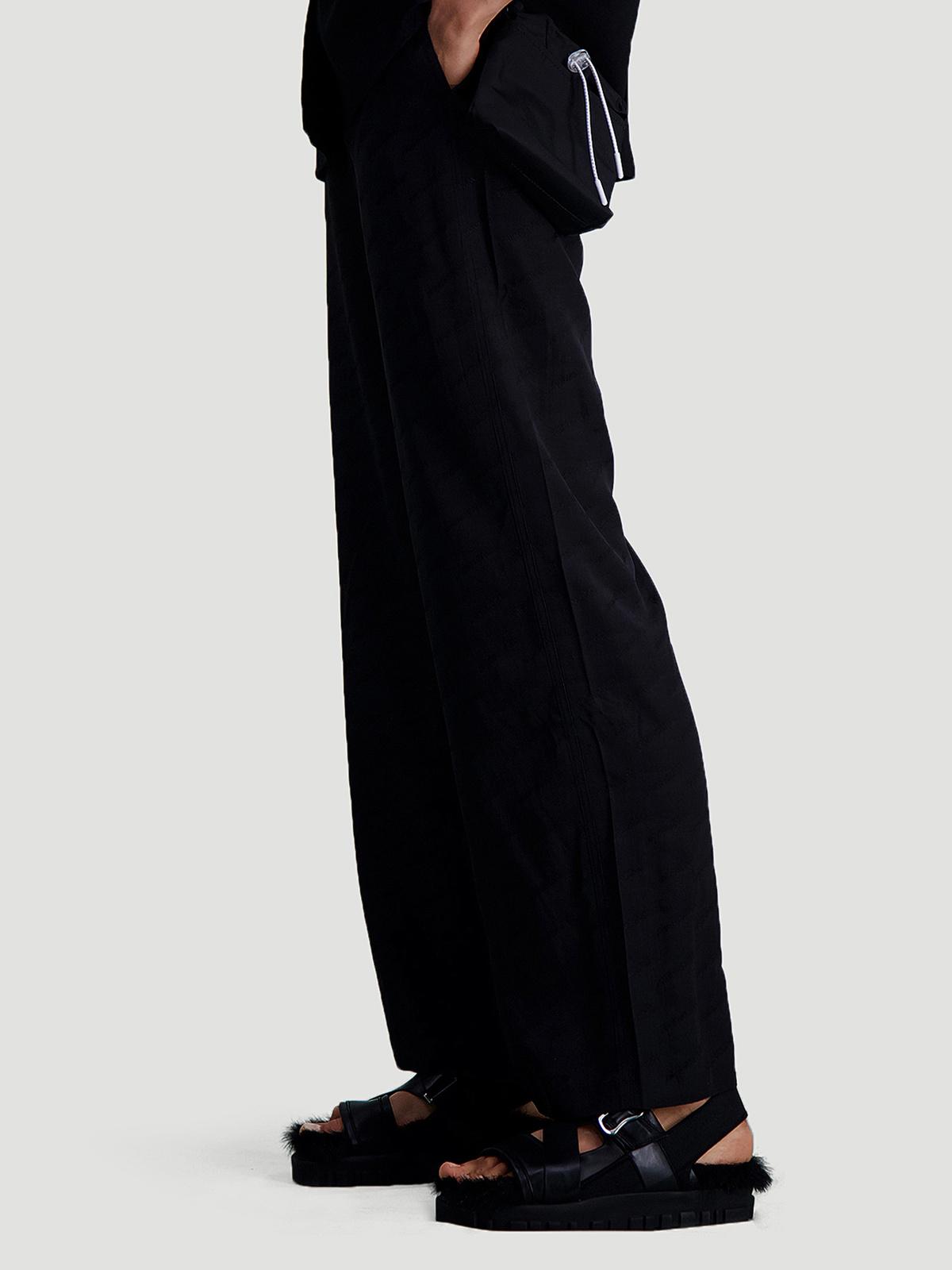 Luka Trouser  Black 3