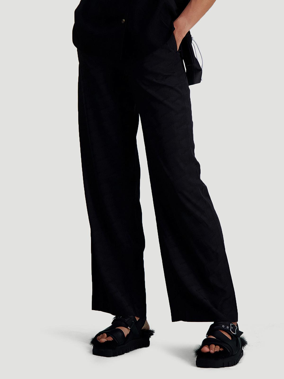 Luka Trouser  Black 2