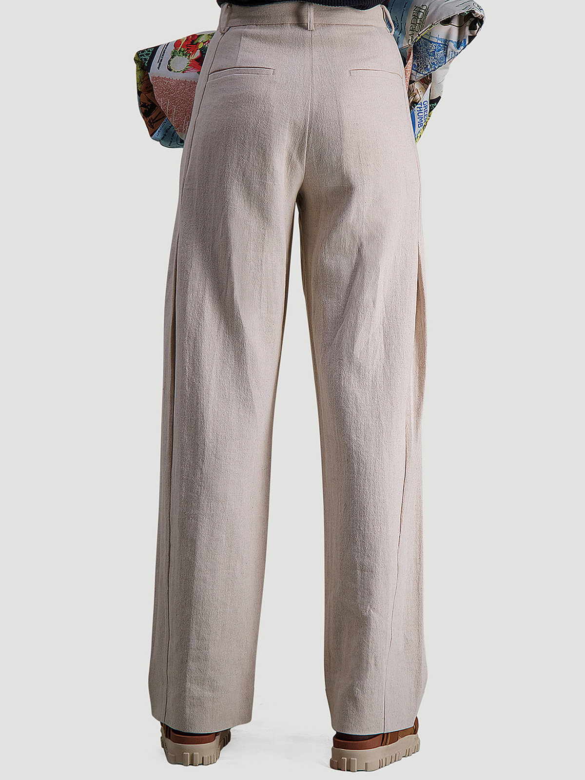 Vidda Trouser  Sand 4