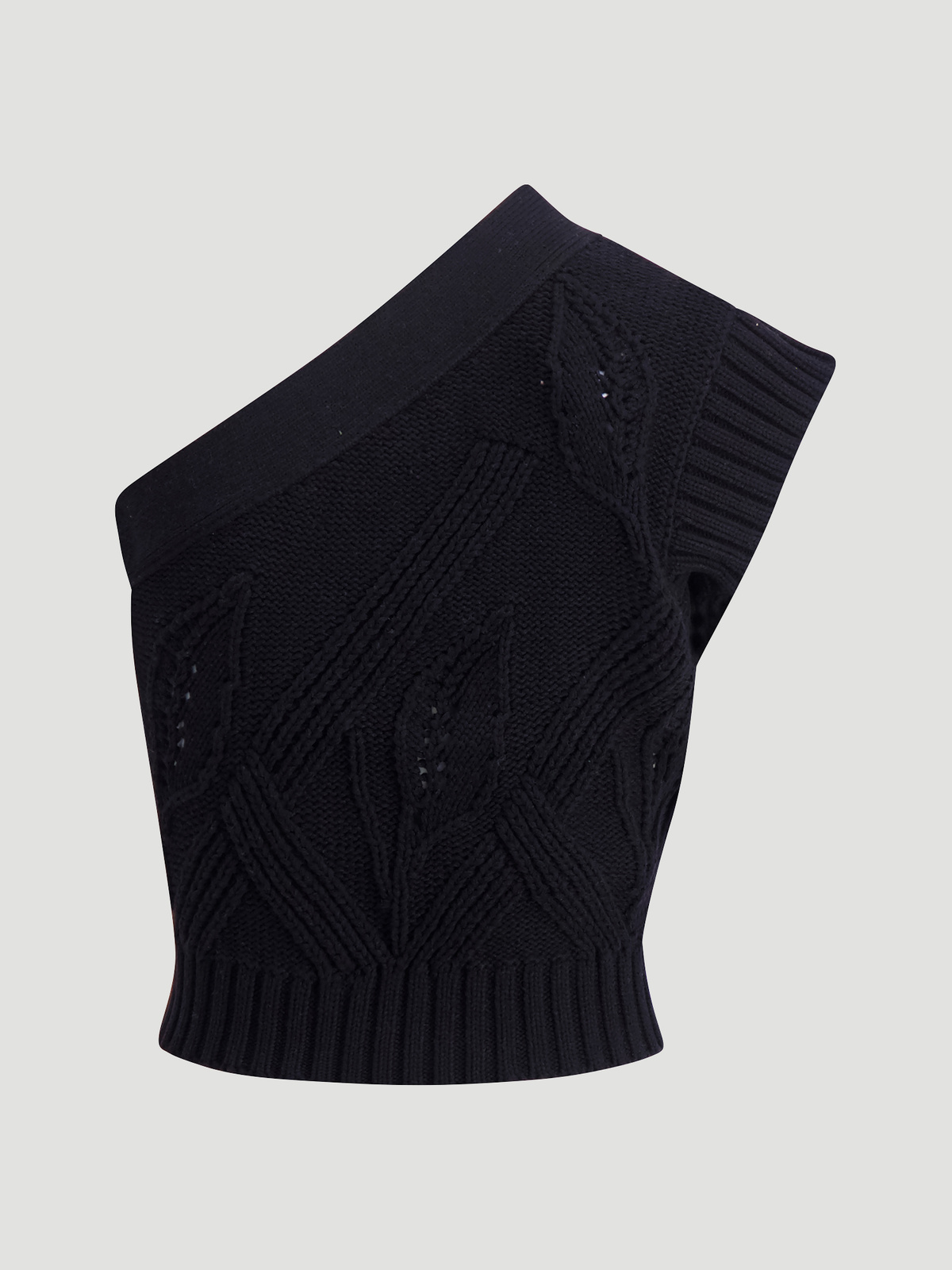 Beagle Knit Vest  Black 5