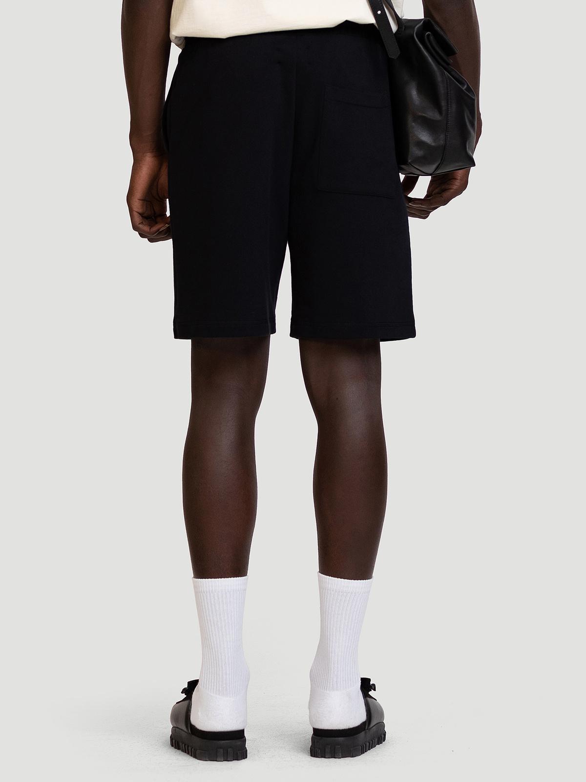 M. Oslo Shorts Black 3
