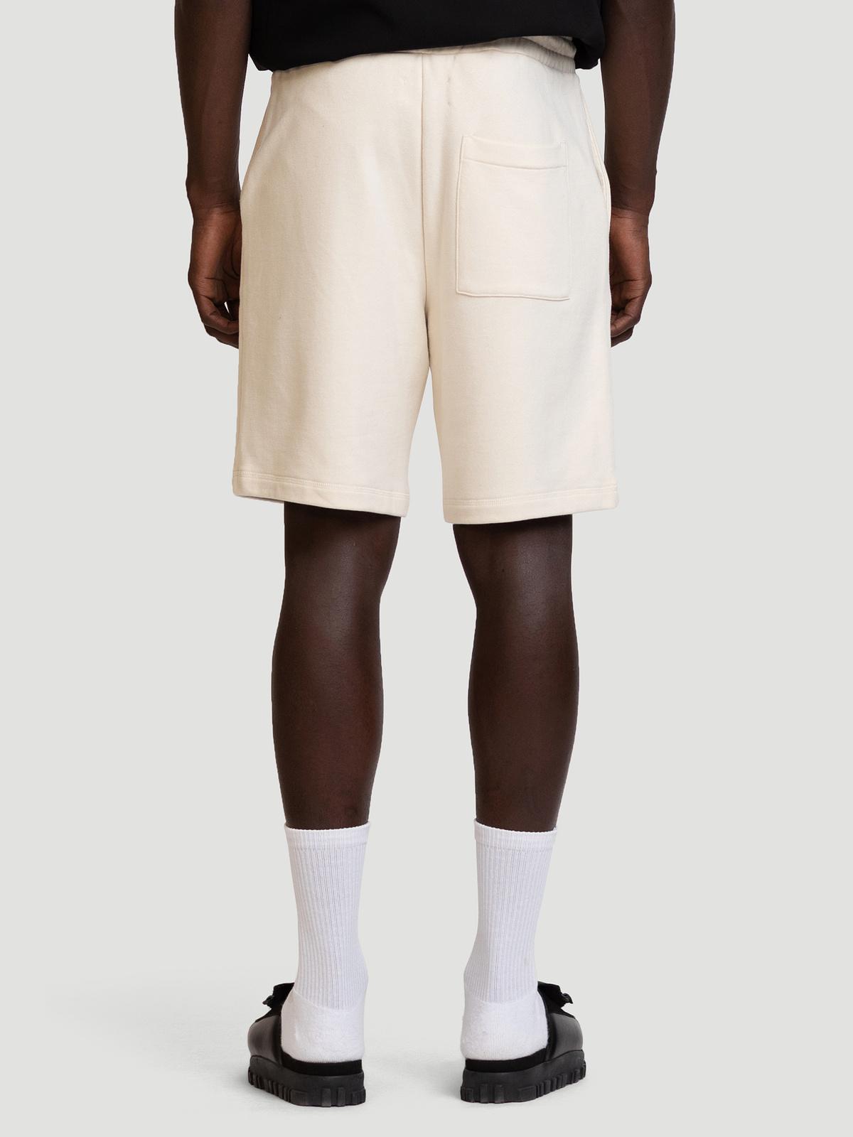 M. Oslo Shorts Ecru 4