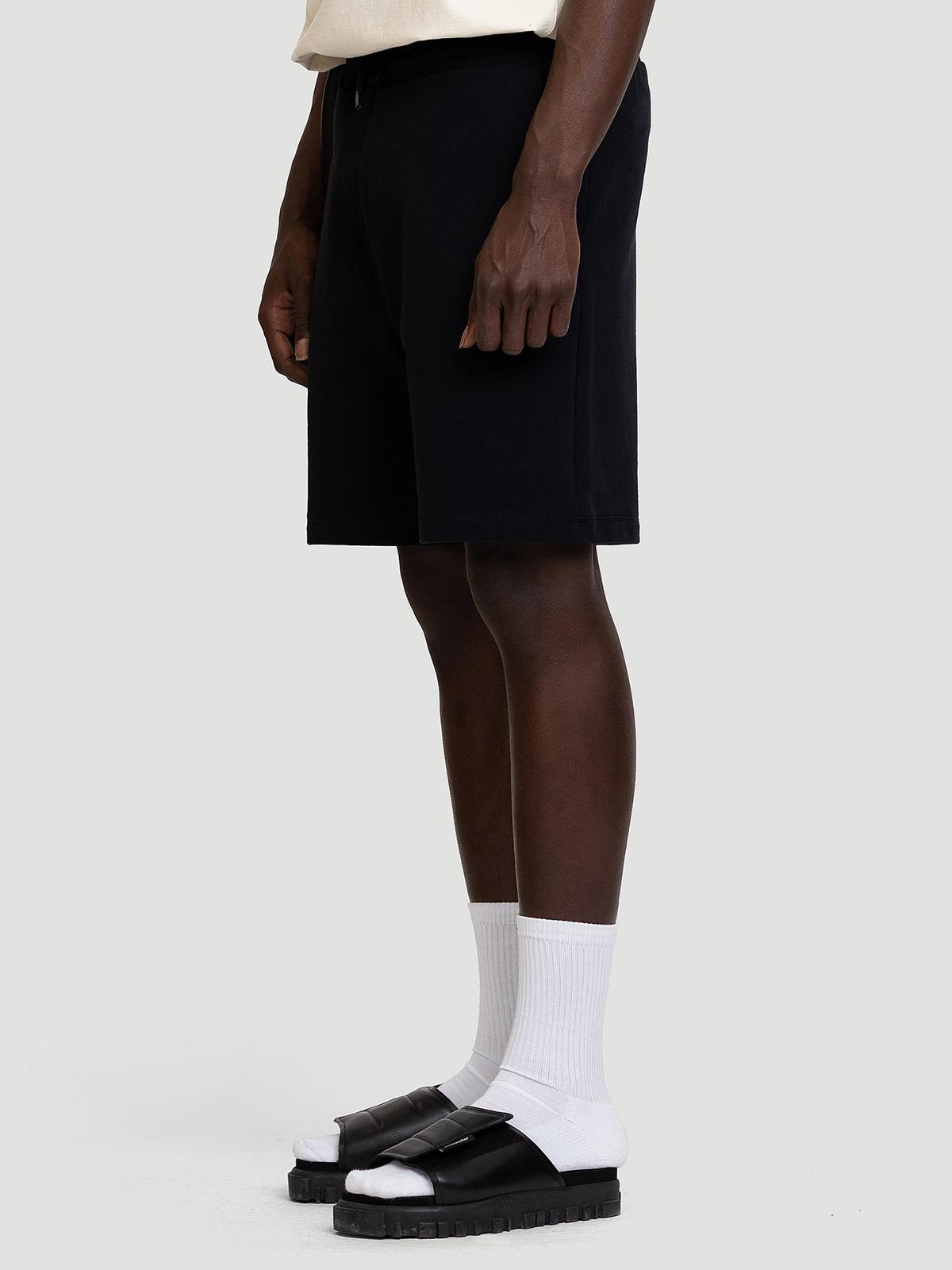 M. Oslo Shorts Black 4