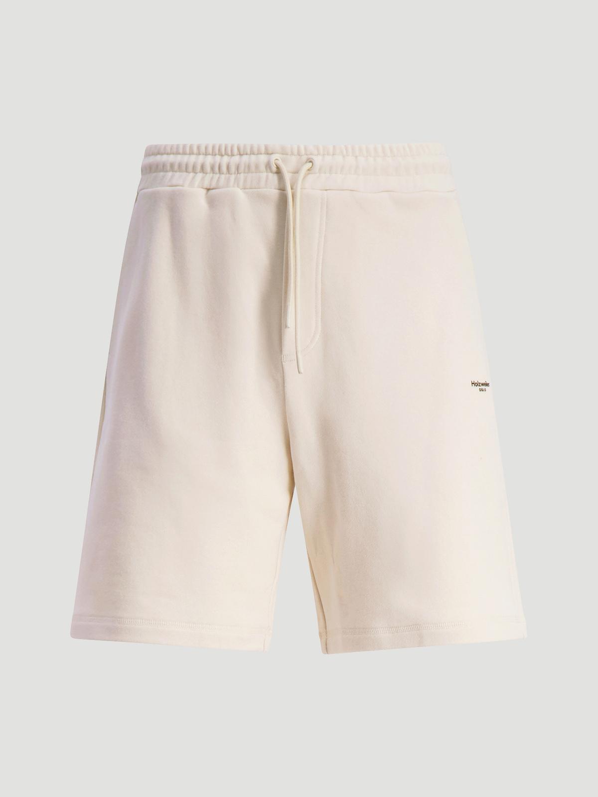 M. Oslo Shorts Ecru 5