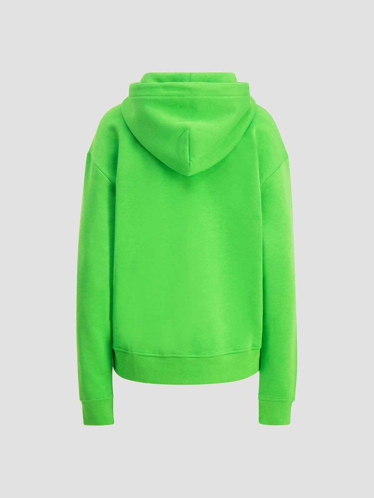 Hanger Hoodie Green 1