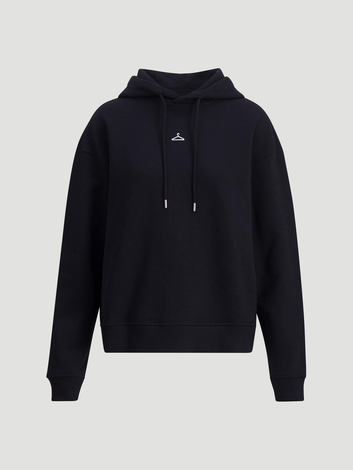 Hanger Hoodie  Black 1