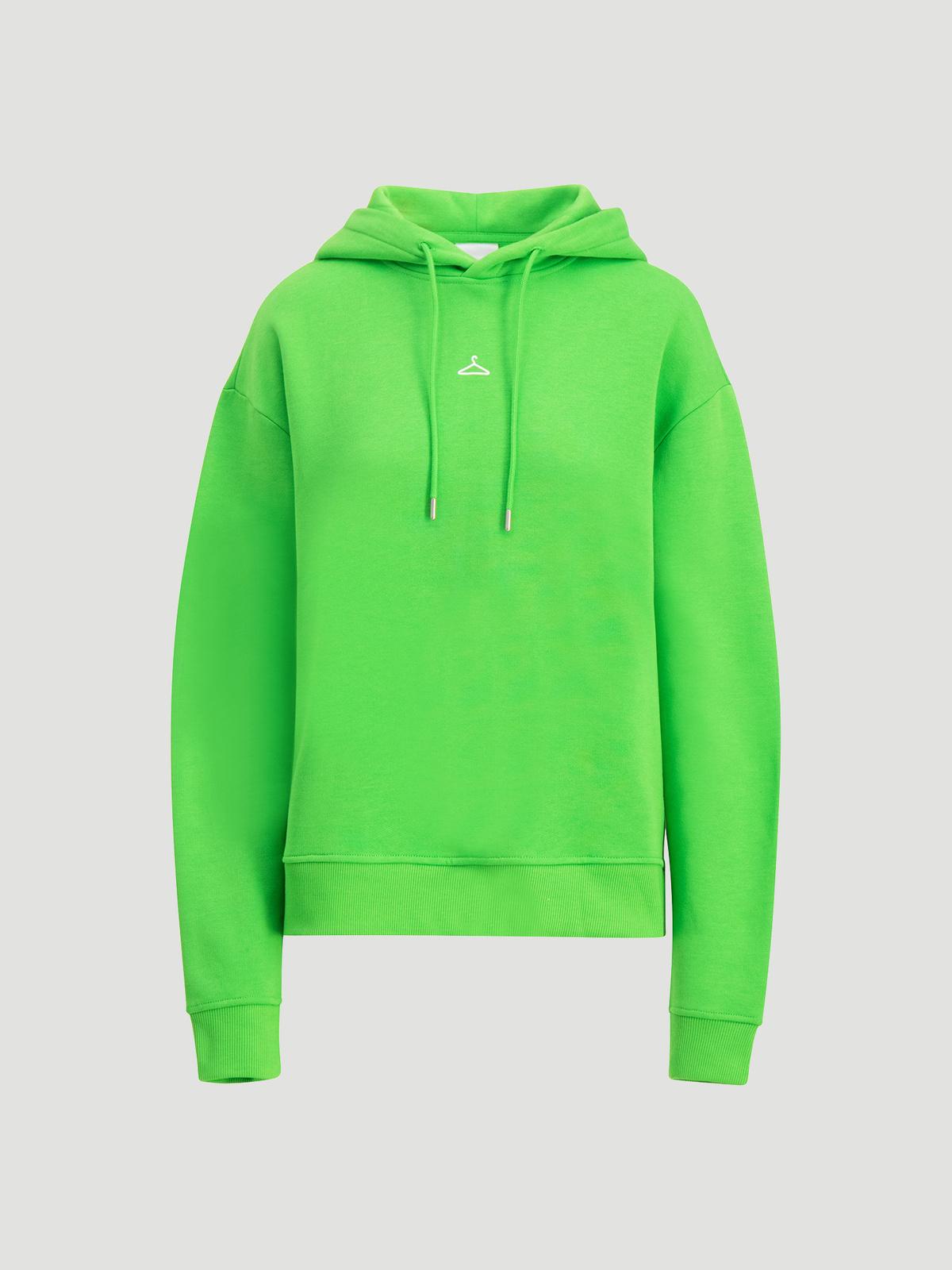Hanger Hoodie Green 0