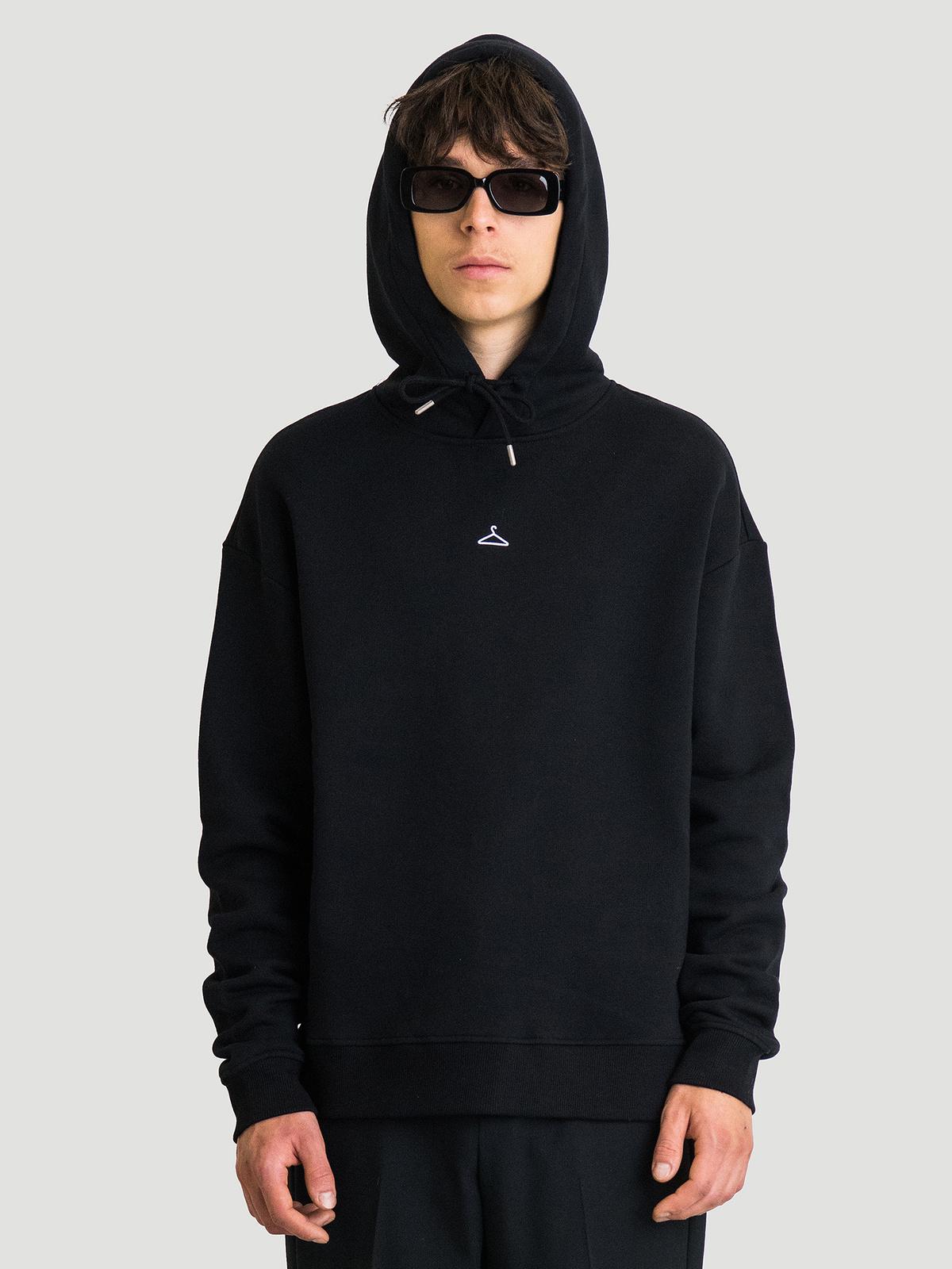 Hanger Hoodie  Black 0