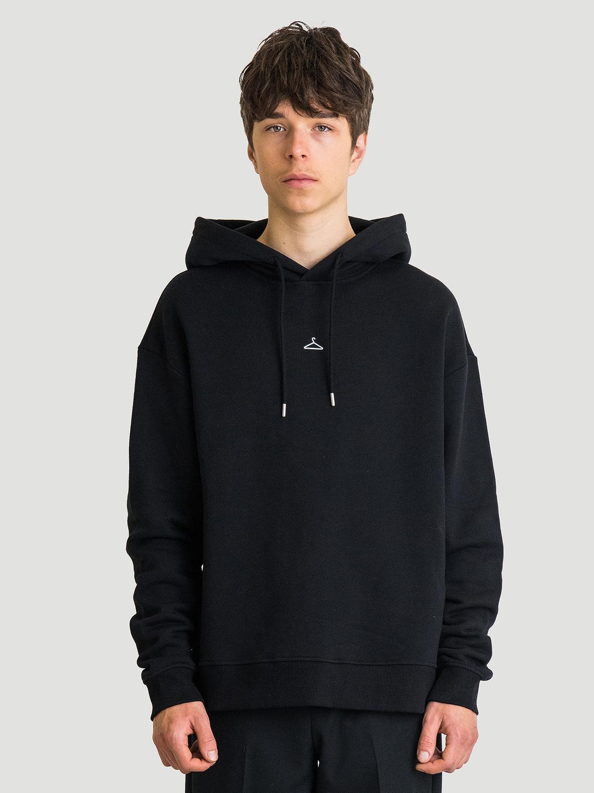 Hanger Hoodie  Black 4