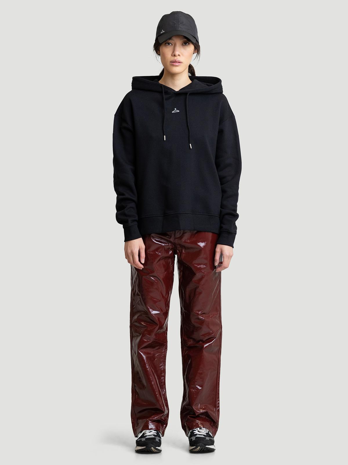 Hanger Hoodie  Black 9