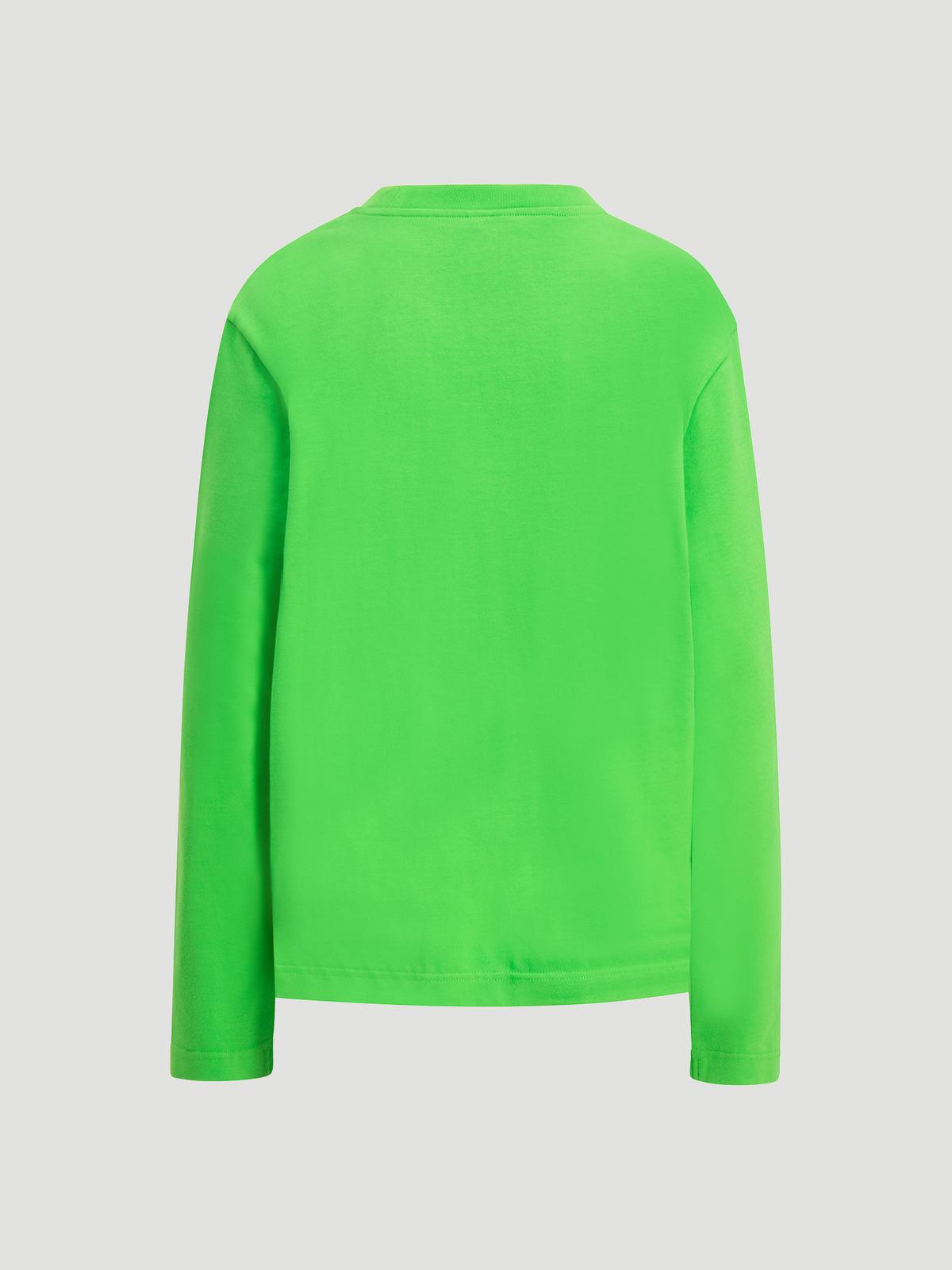 Hanger Longsleeve Green 1