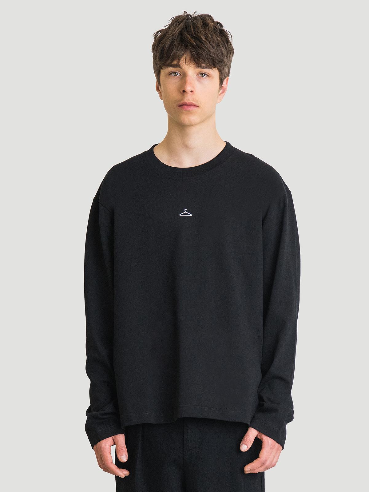 Hanger Longsleeve Black 0