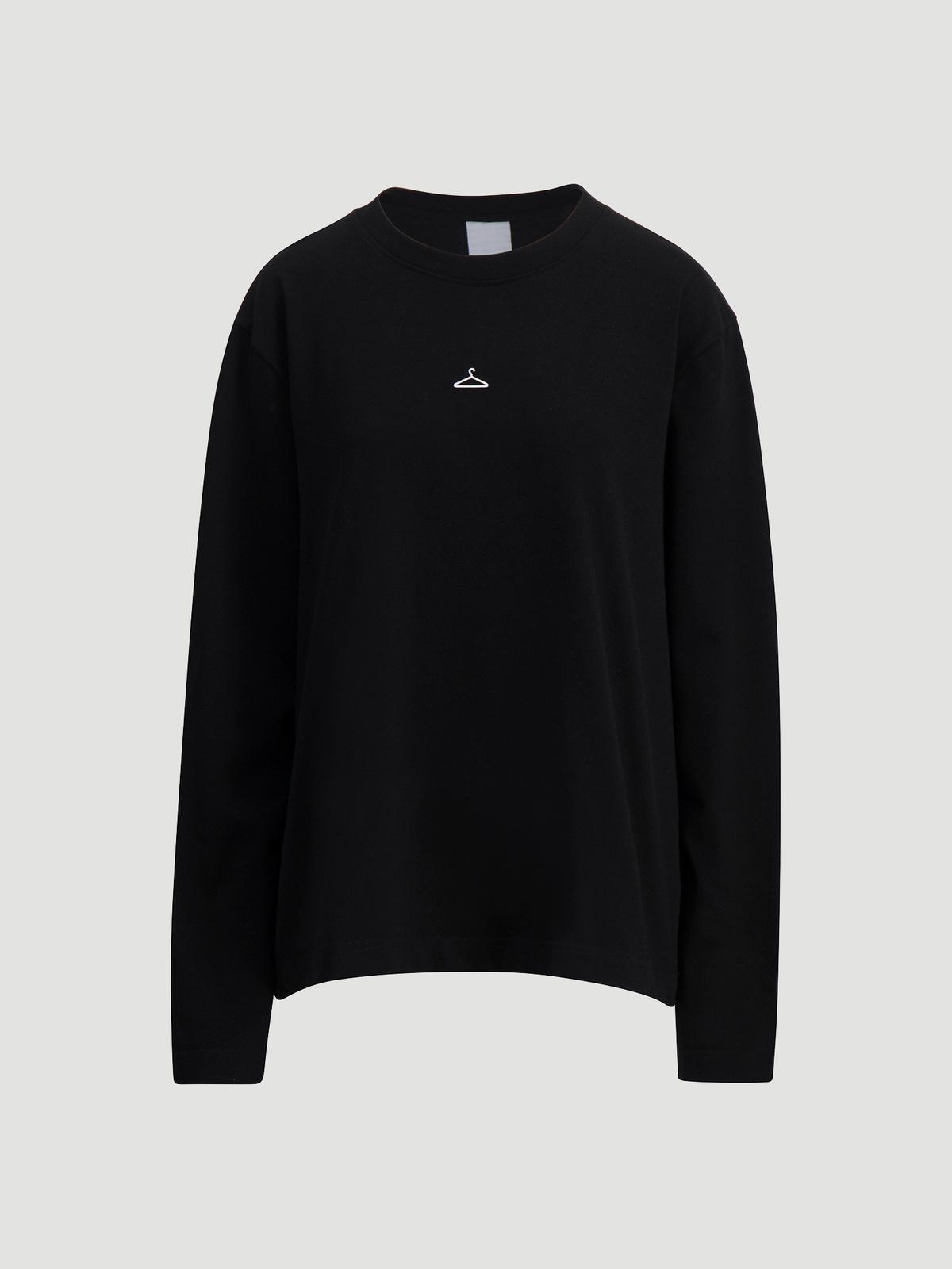 Hanger Longsleeve Black 1