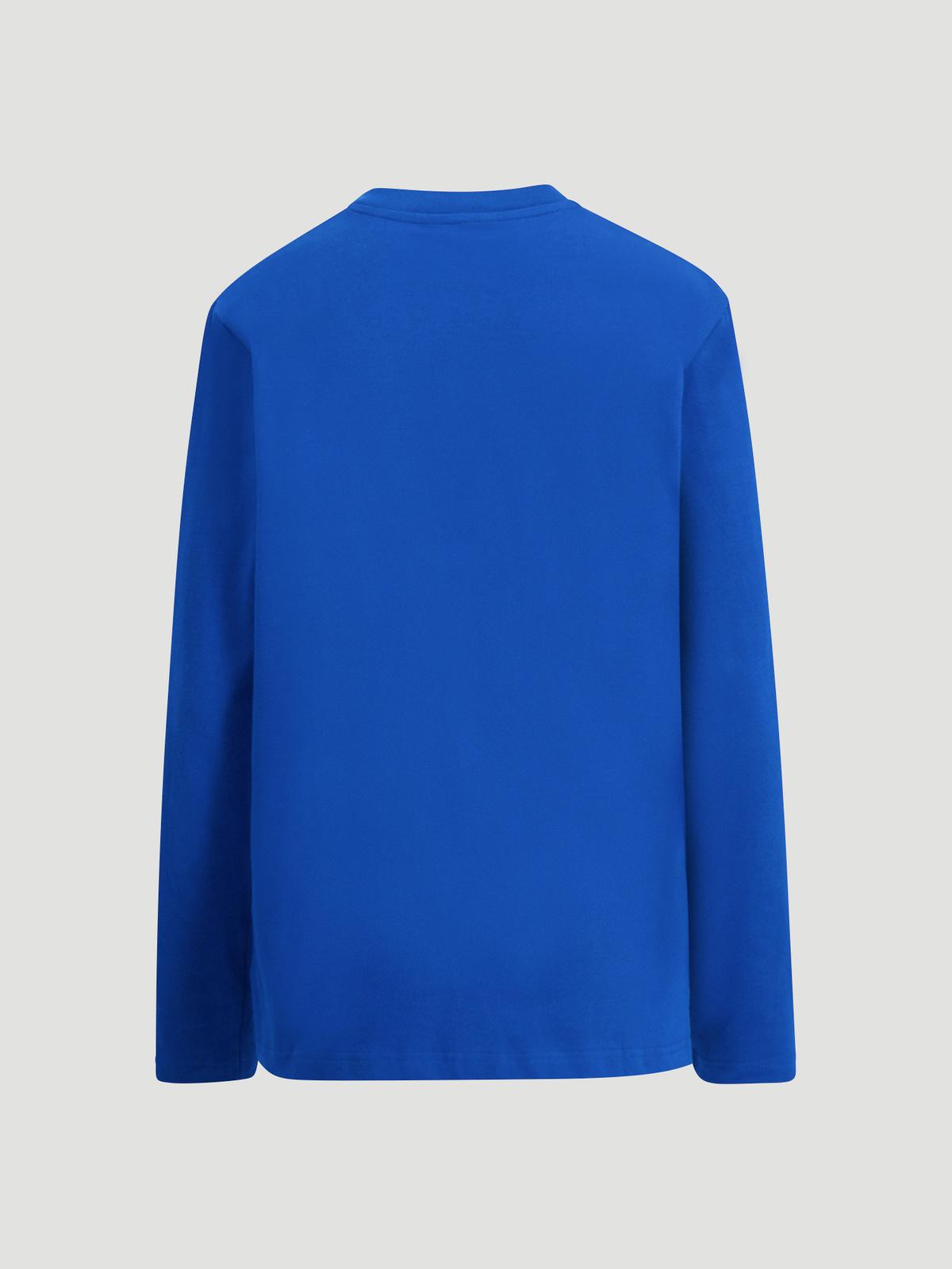 Hanger Longsleeve Blue 1