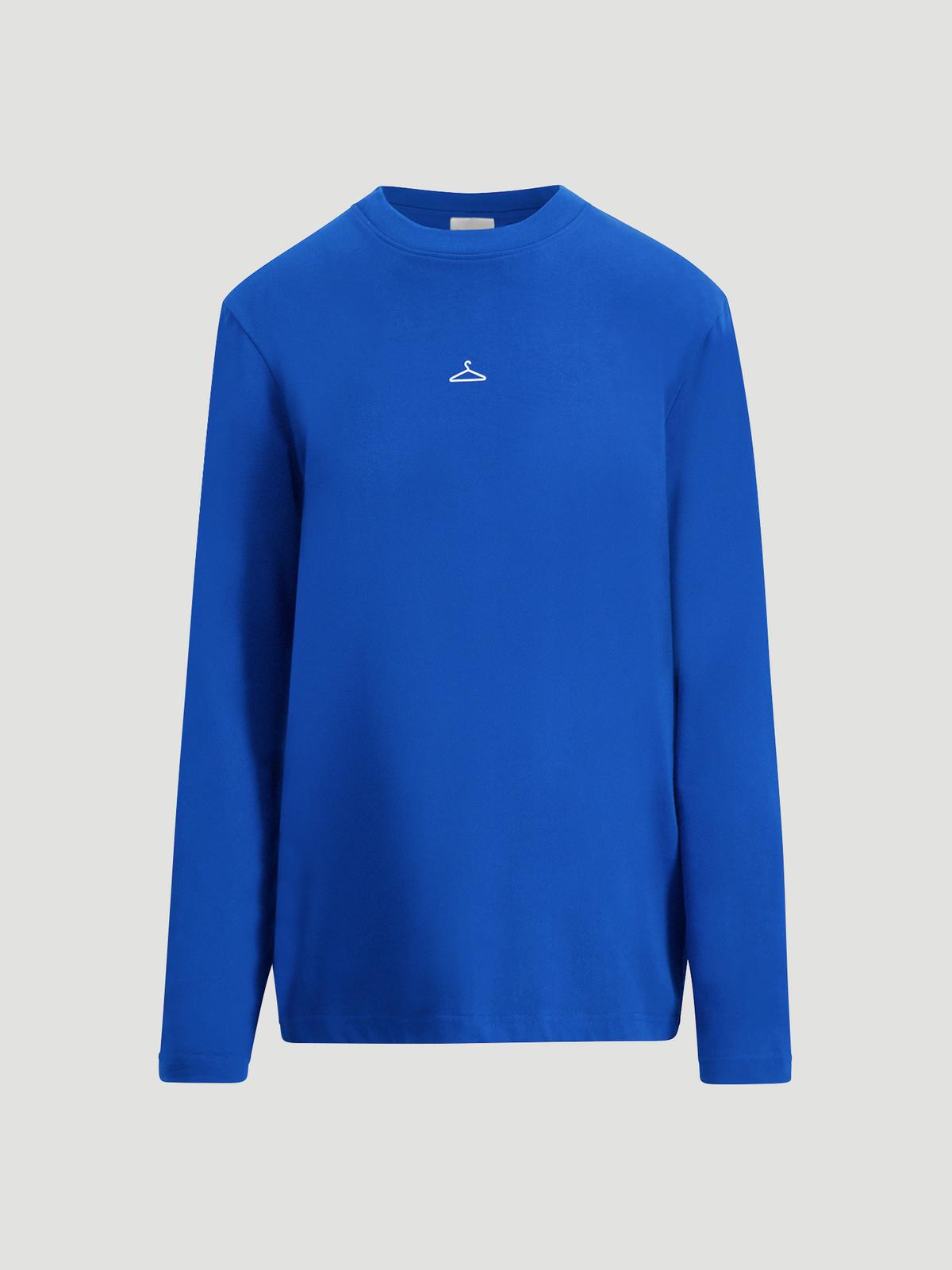 Hanger Longsleeve Blue 0