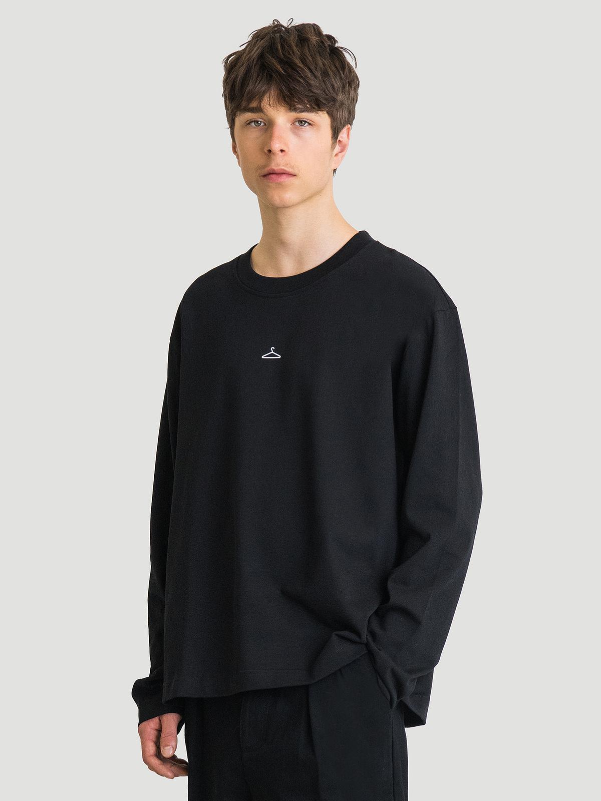 Hanger Longsleeve Black 6