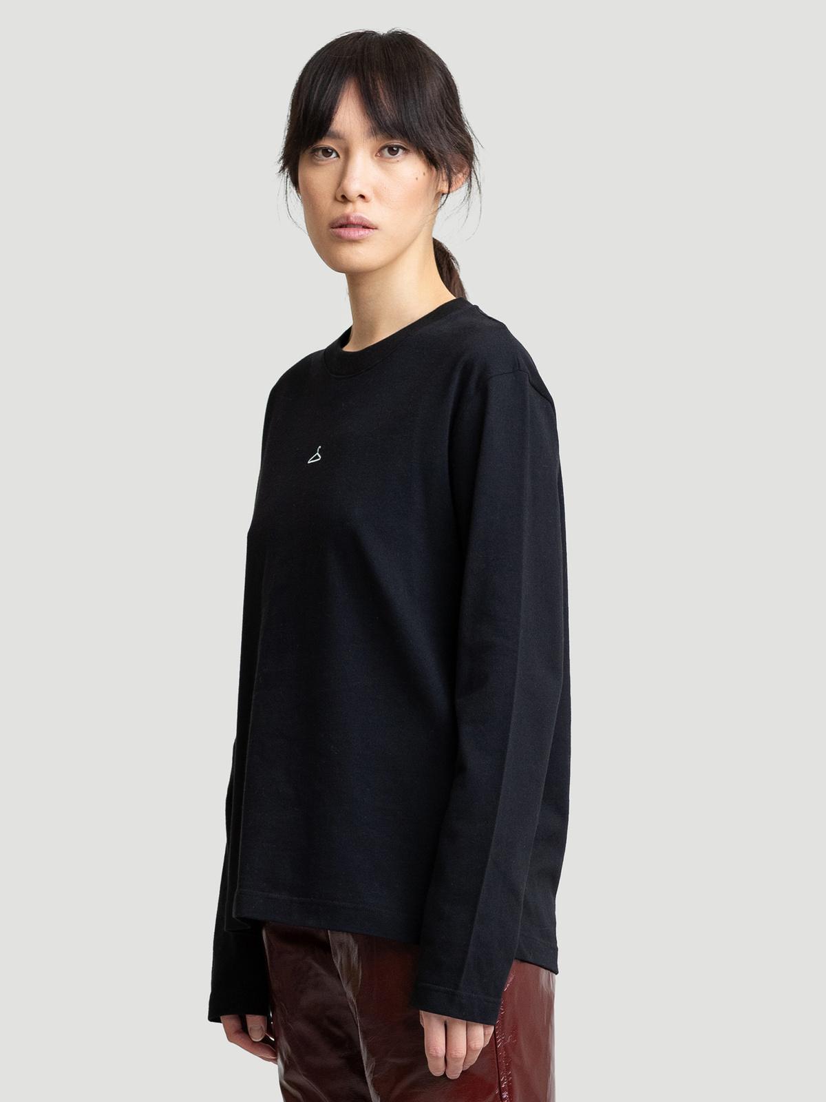 Hanger Longsleeve Black 7