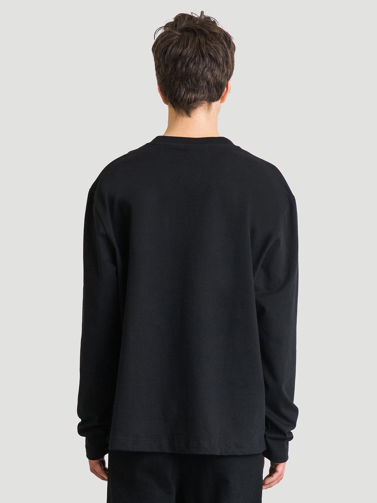 Hanger Longsleeve Black 10