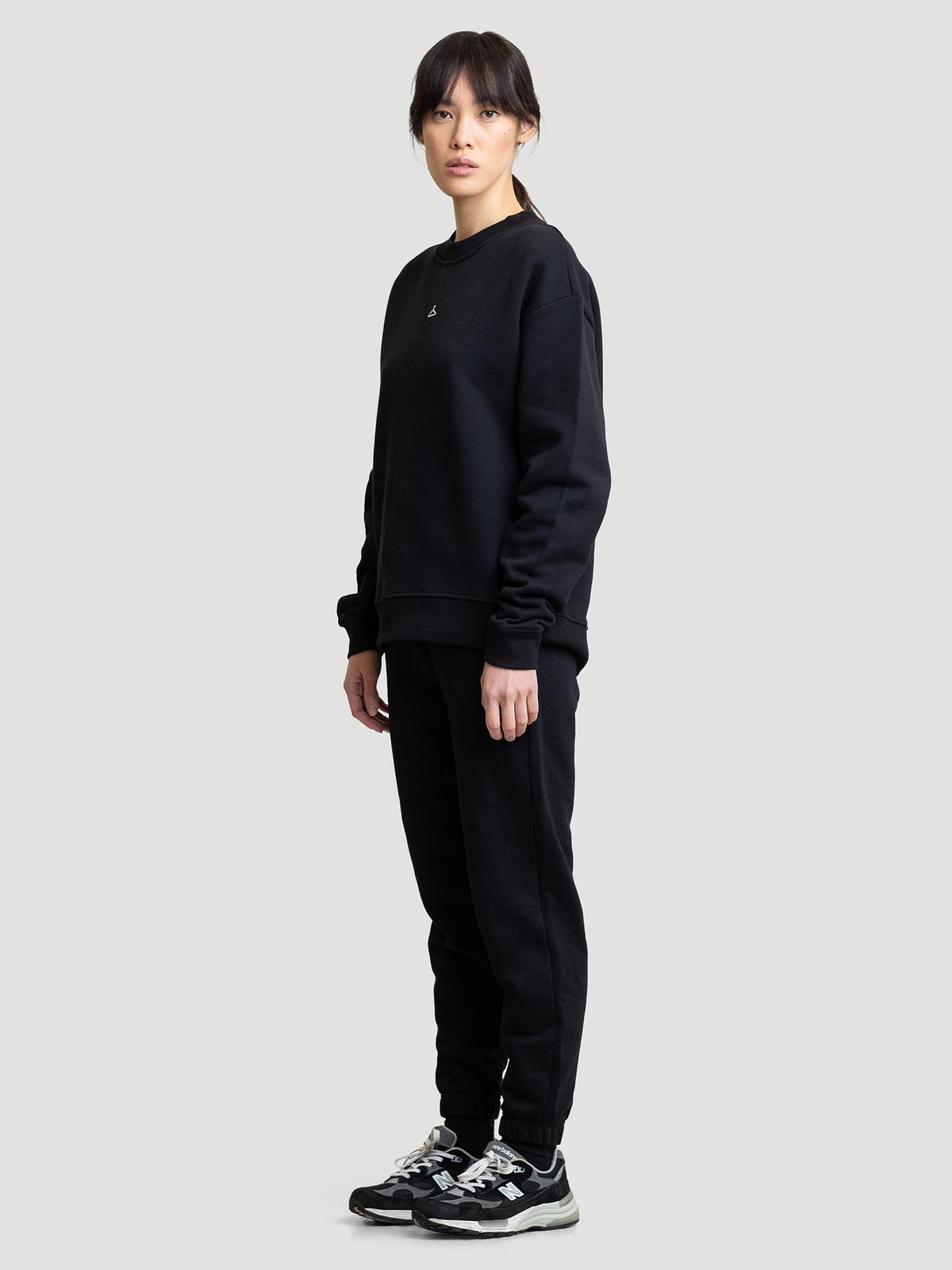Hanger Trousers Black 4