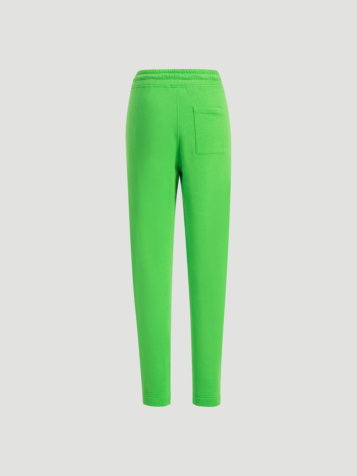 Hanger Trousers Green 1