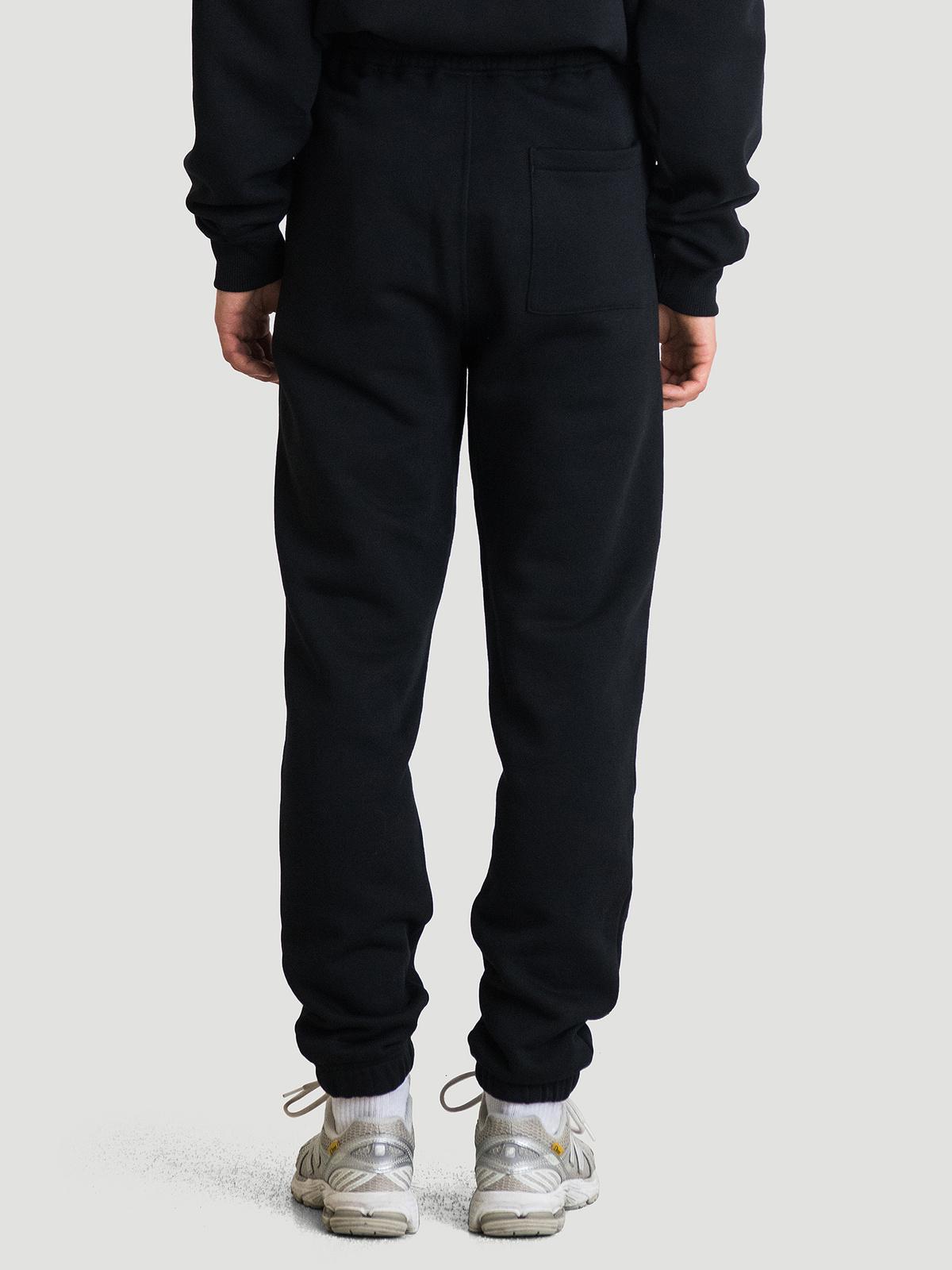 Hanger Trousers Black 9