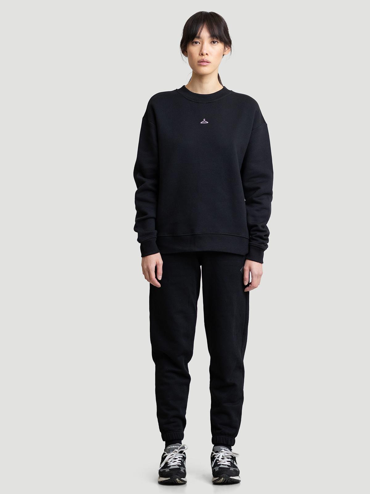 Hanger Trousers Black 0