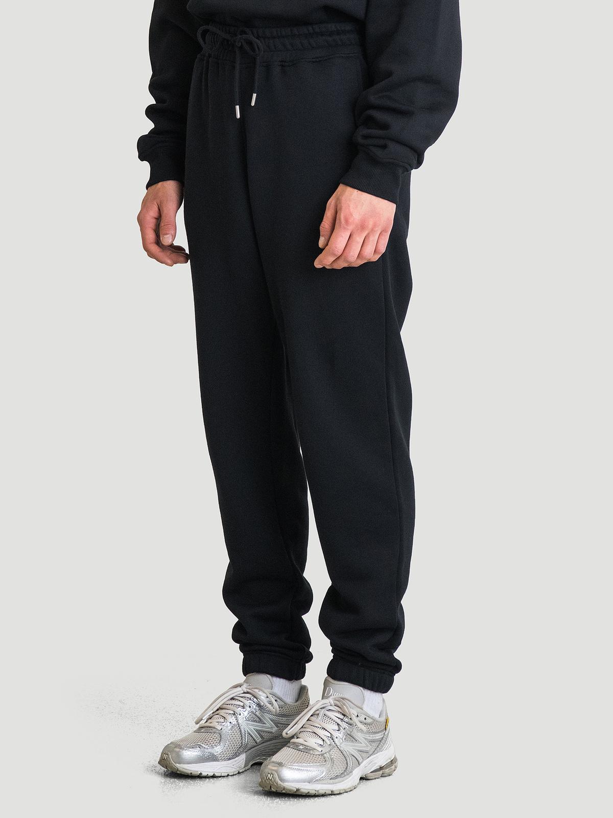 Hanger Trousers Black 7