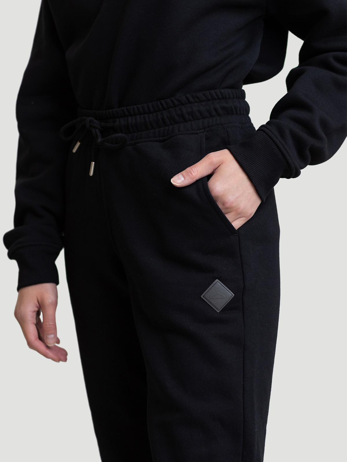 Hanger Trousers Black 3