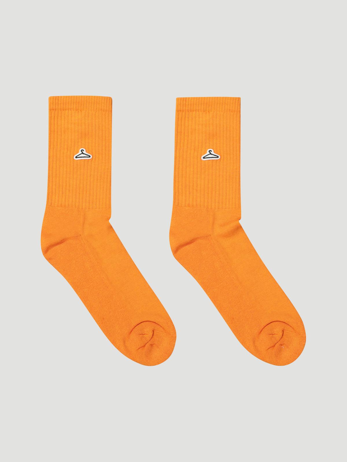 Hanger Sock Orange 0