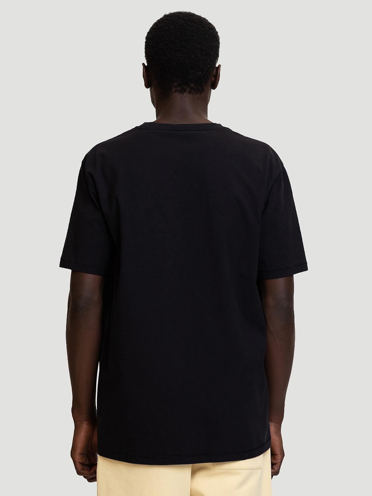 M. Oslo Tee Black 4