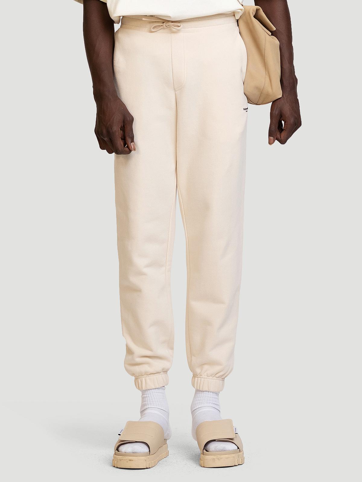 M. Oslo Sweat Trouser Ecru 2
