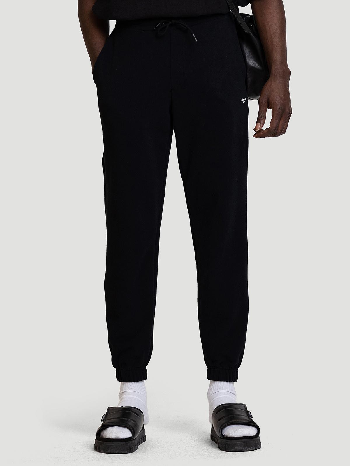 M. Oslo Sweat Trouser Black 4