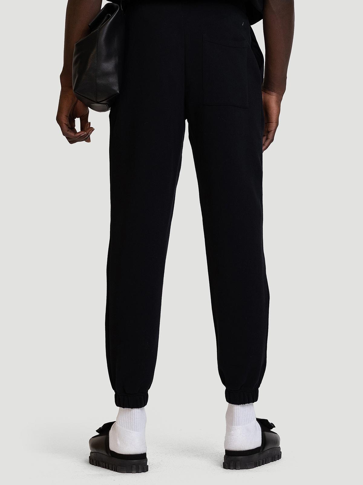 M. Oslo Sweat Trouser Black 3
