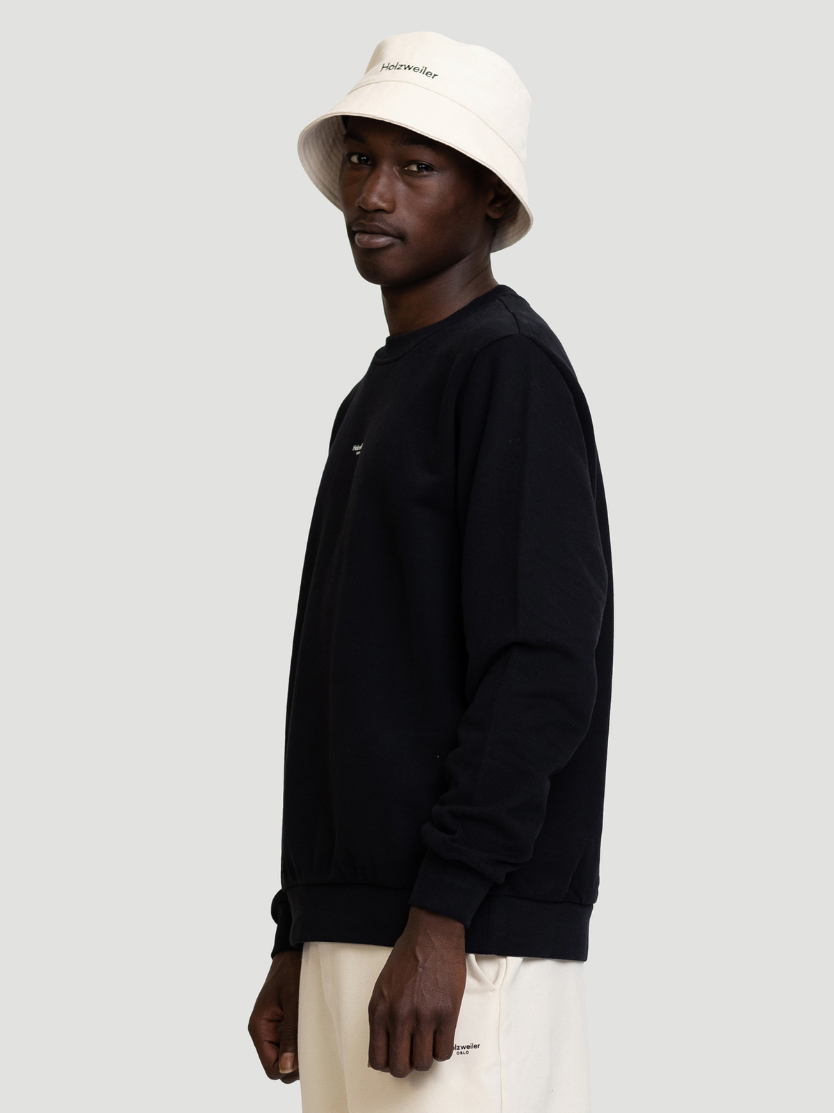 M. Oslo Crew Black 3