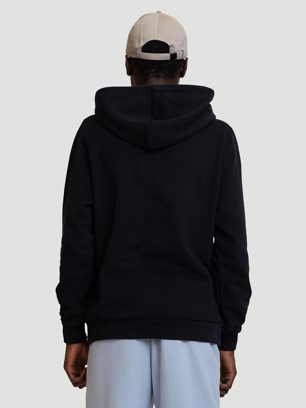 M. Oslo Hoodie Black 4