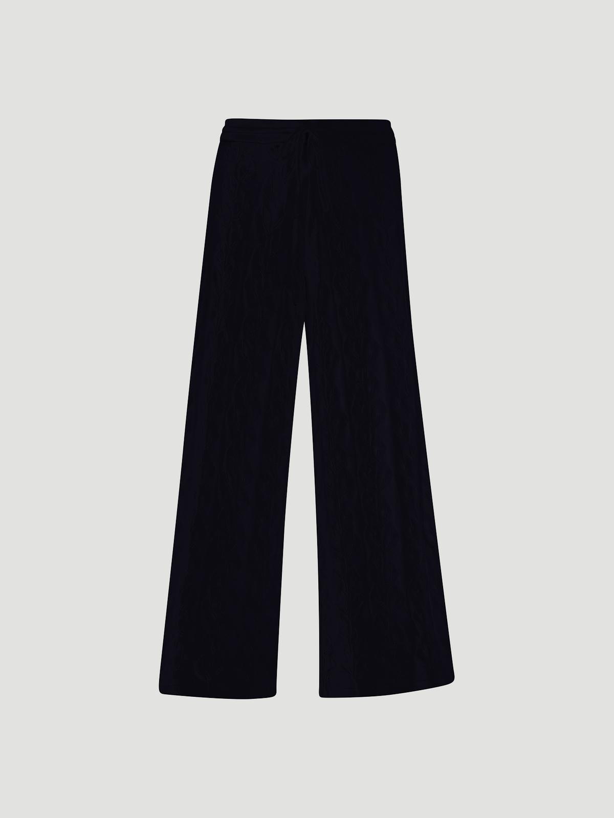 Thiril Knit Trouser Black 5