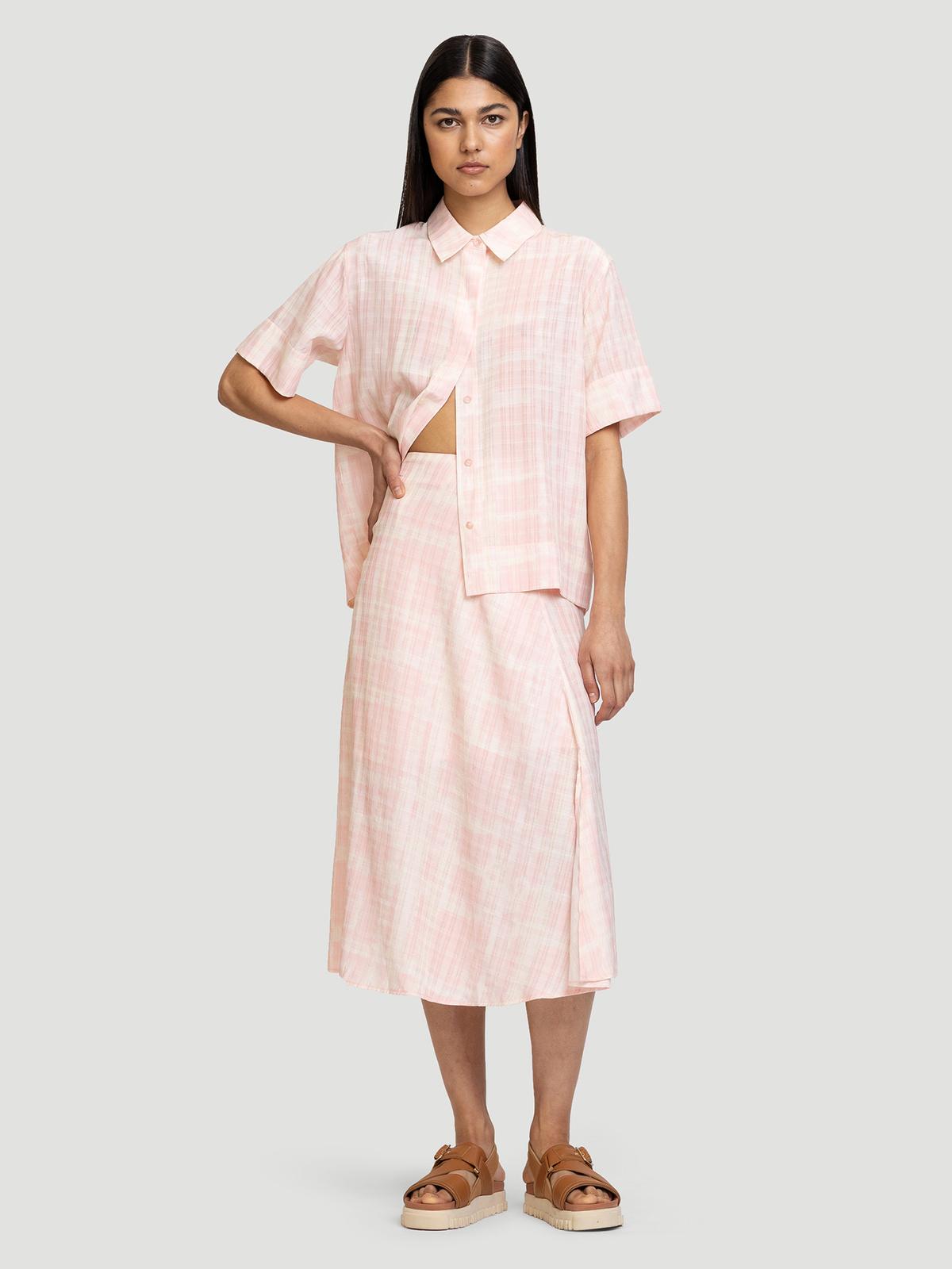 Ivy Skirt  Lt. Pink 0