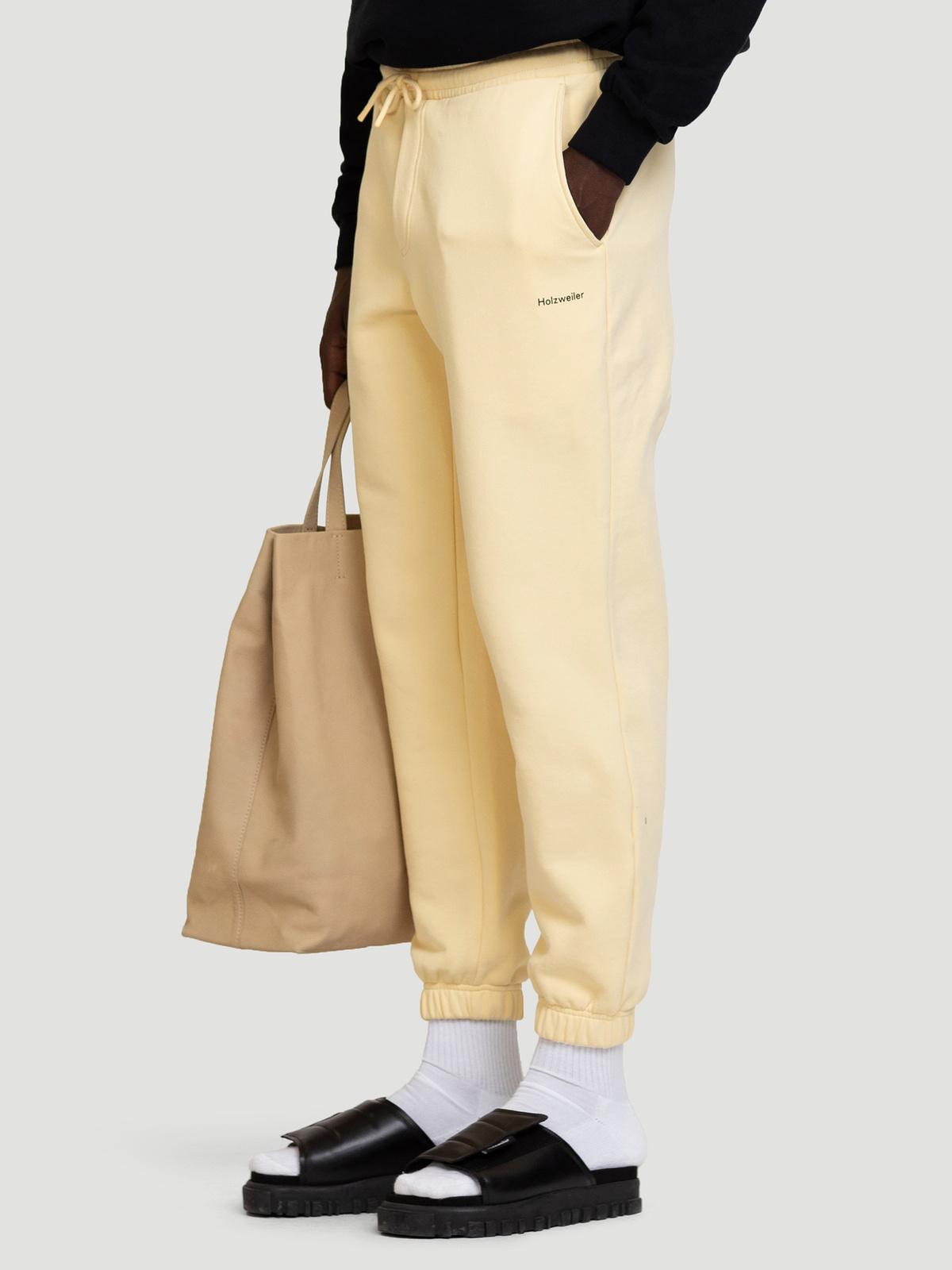 Fleaser Trouser  Lt. Yellow 2