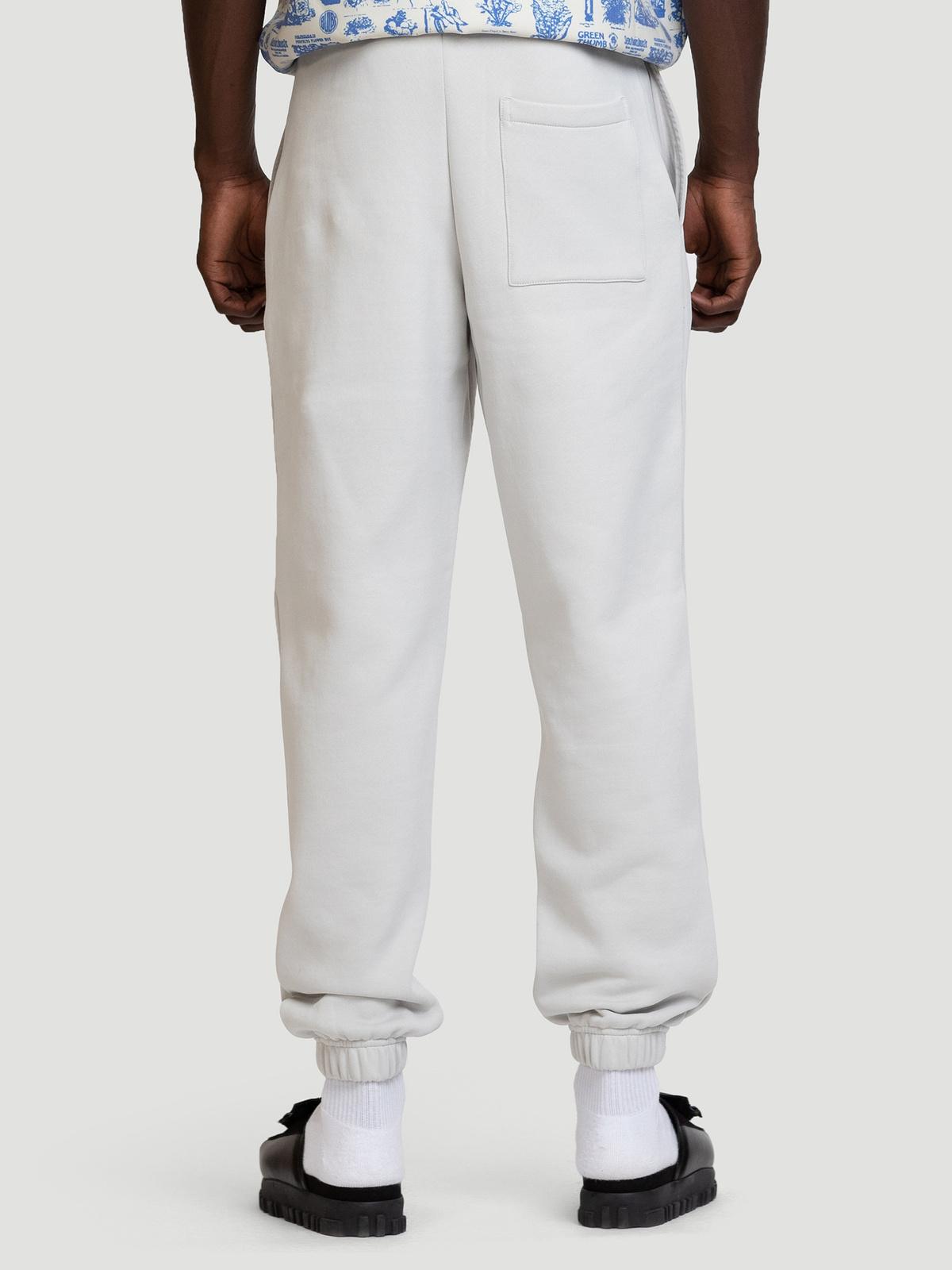 Fleaser Trouser  Lt. Grey 4