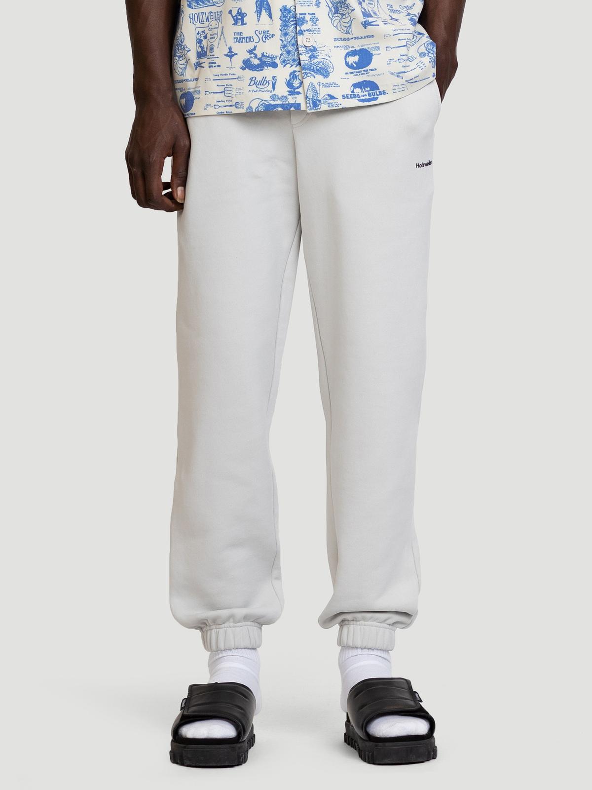 Fleaser Trouser  Lt. Grey 2