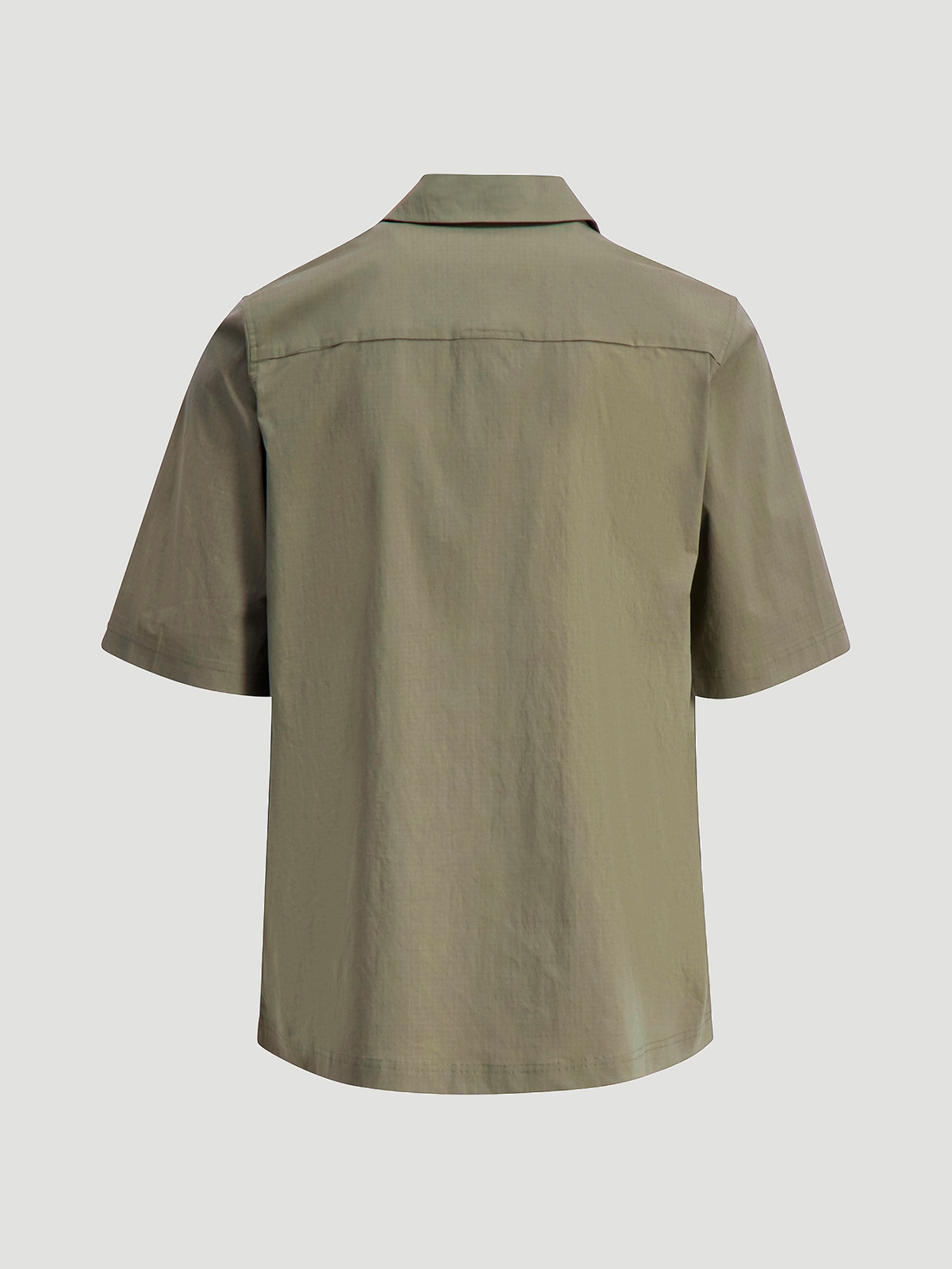 Wilas Shirt Olive Green 6