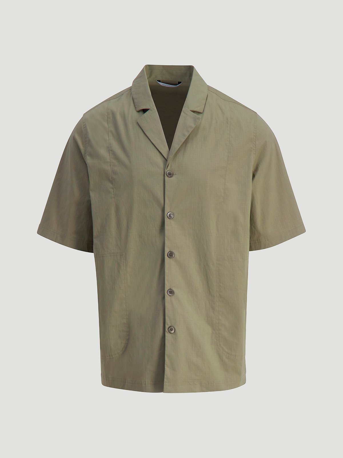 Wilas Shirt Olive Green 5