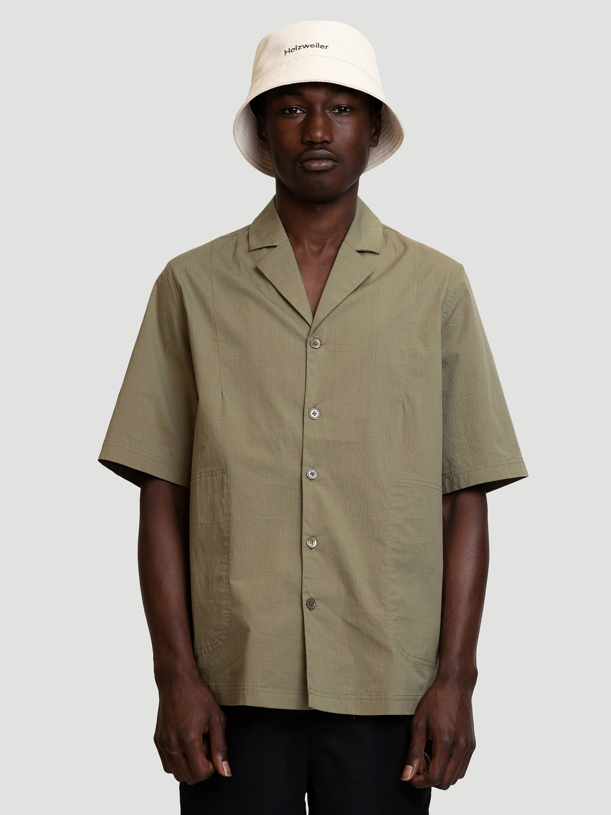 Wilas Shirt Olive Green 0