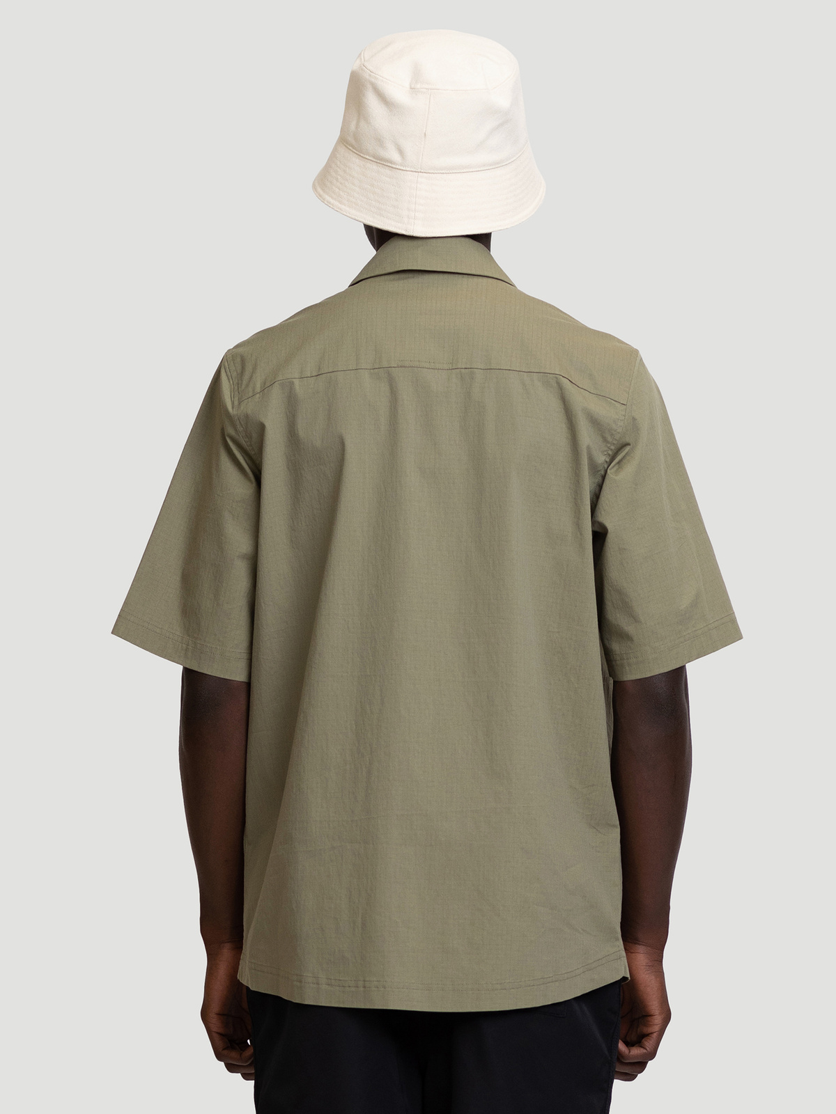 Wilas Shirt Olive Green 3