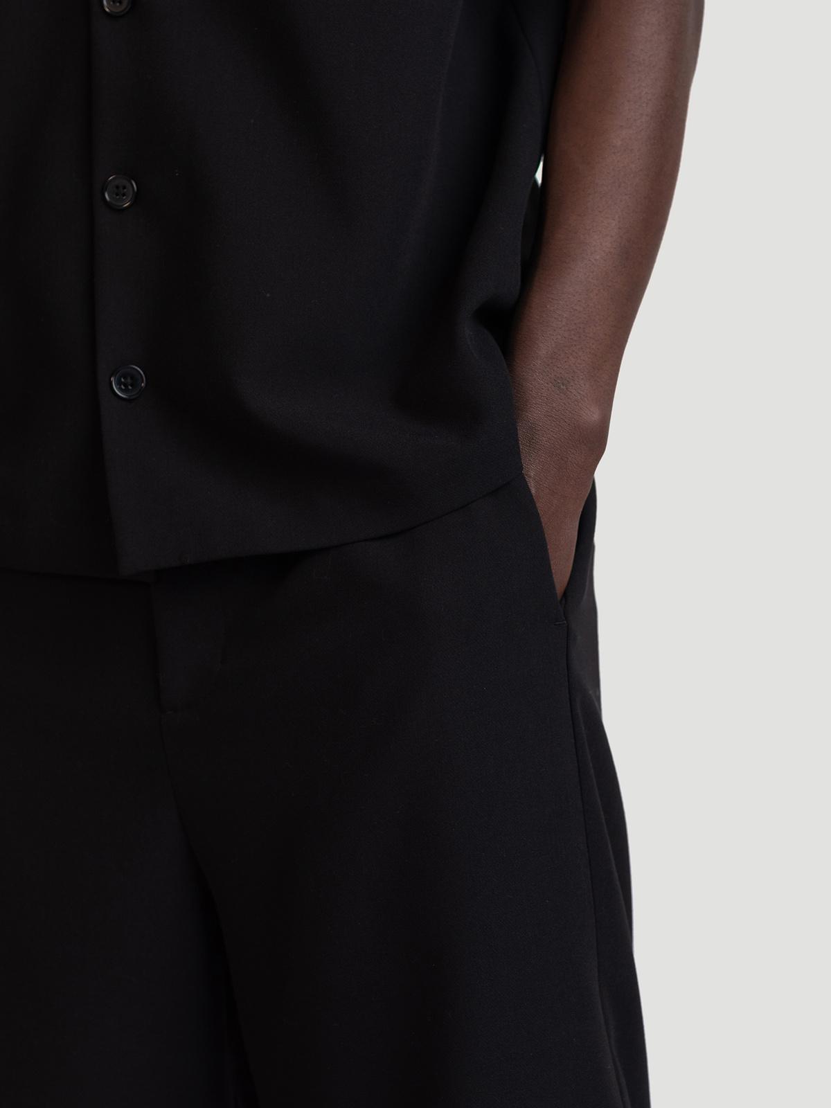 Temo Shorts  Black 1