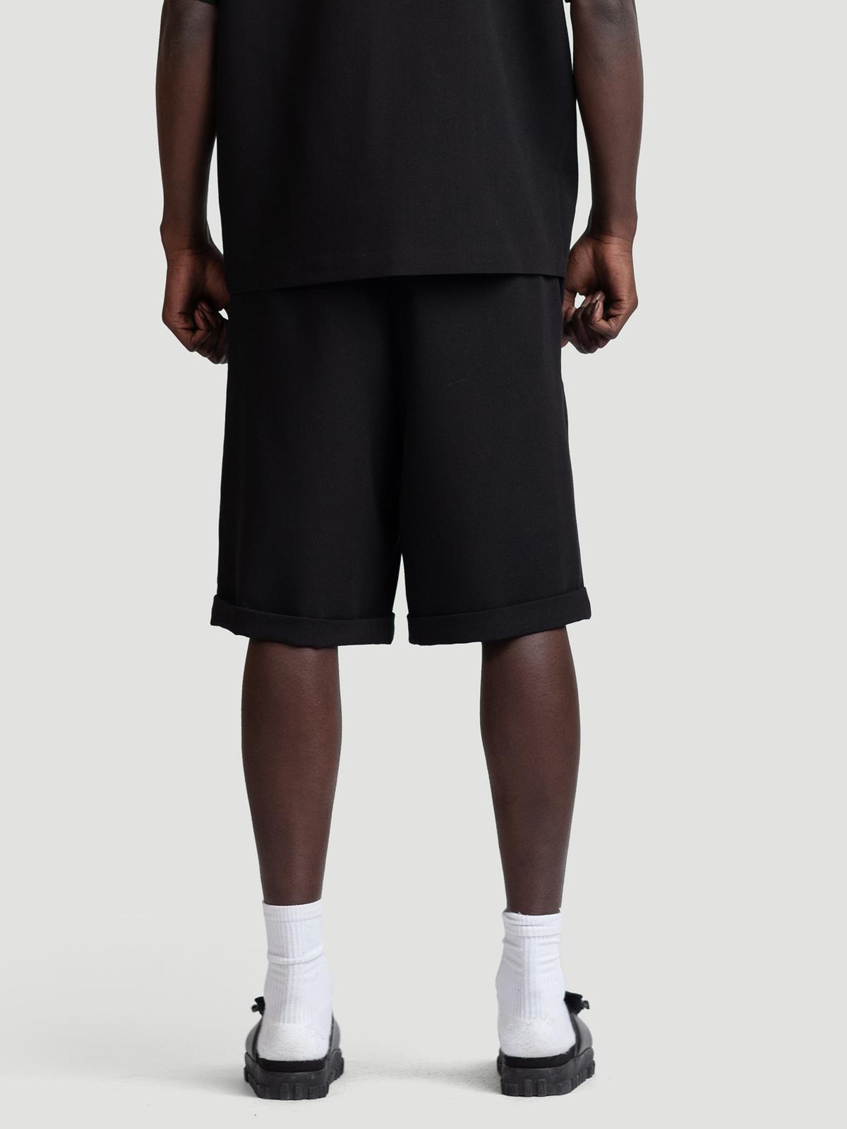 Temo Shorts  Black 4