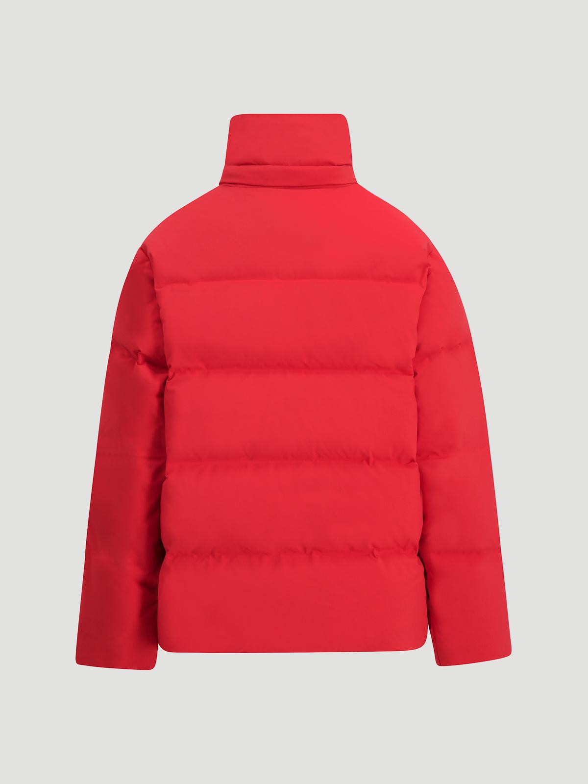 Besseggen Down Jacket  Red 5