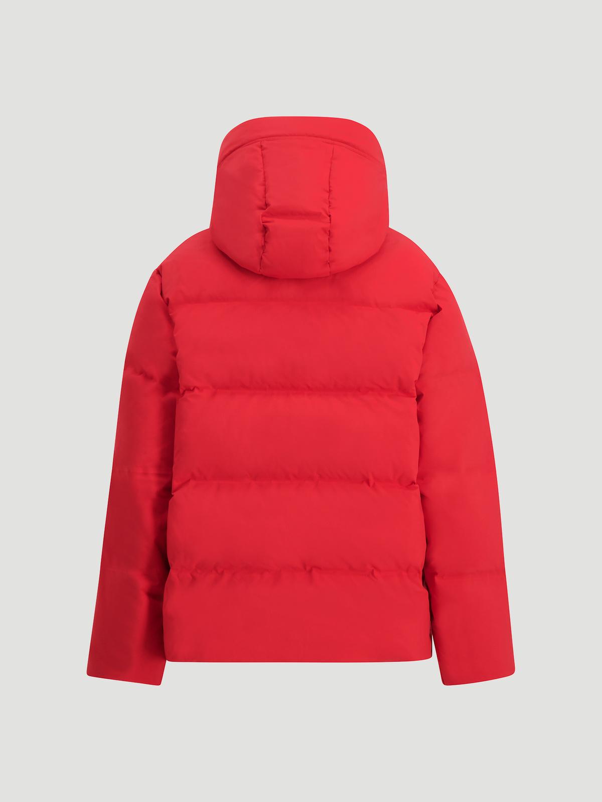Besseggen Down Jacket  Red 8