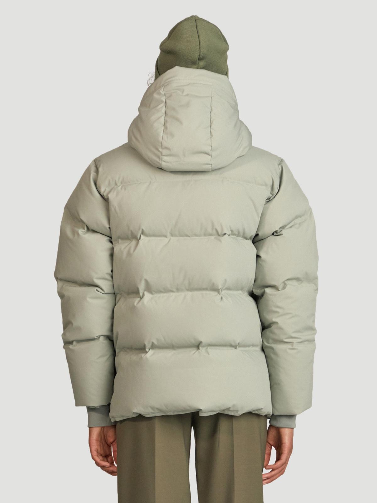 Besseggen Down Jacket  Teal 4