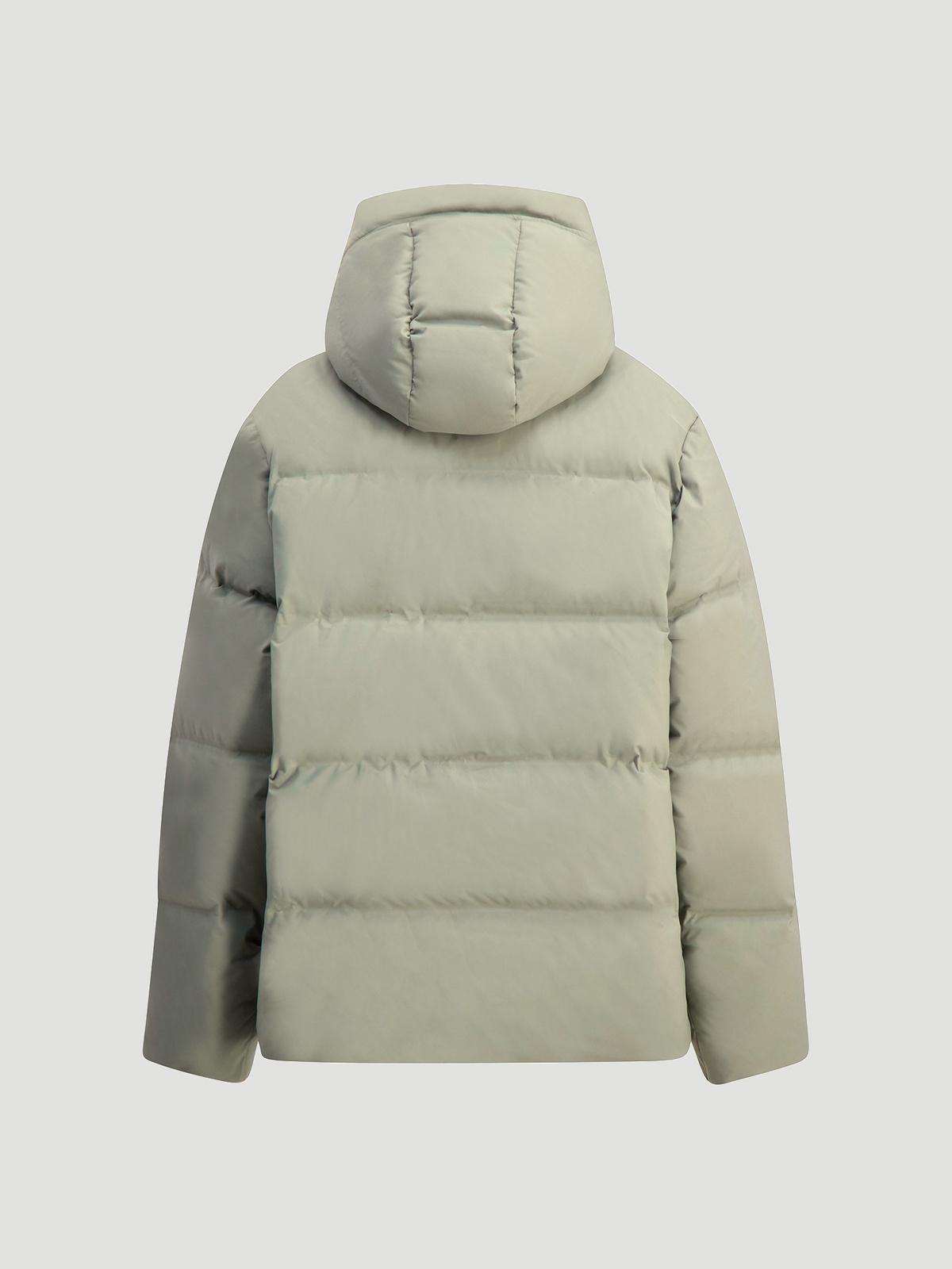 Besseggen Down Jacket  Teal 8